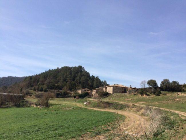 Borredà- El Cobert de Puigcercós