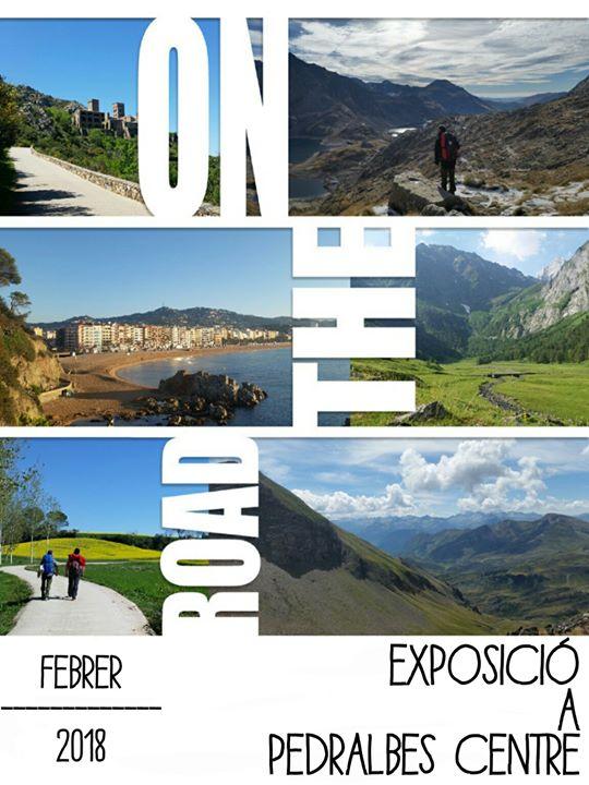 📷 EXPO ᴏɴ ᴛʜᴇ ʀᴏᴀᴅ A Pedralbes Centre📷 Us volem present...