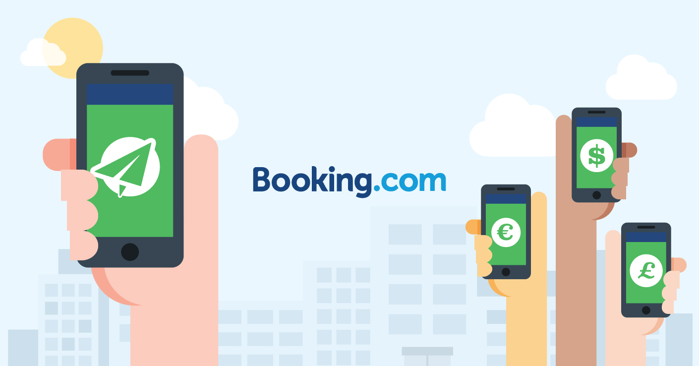 Use Booking.com and they'll say thank you with a € 15 g...