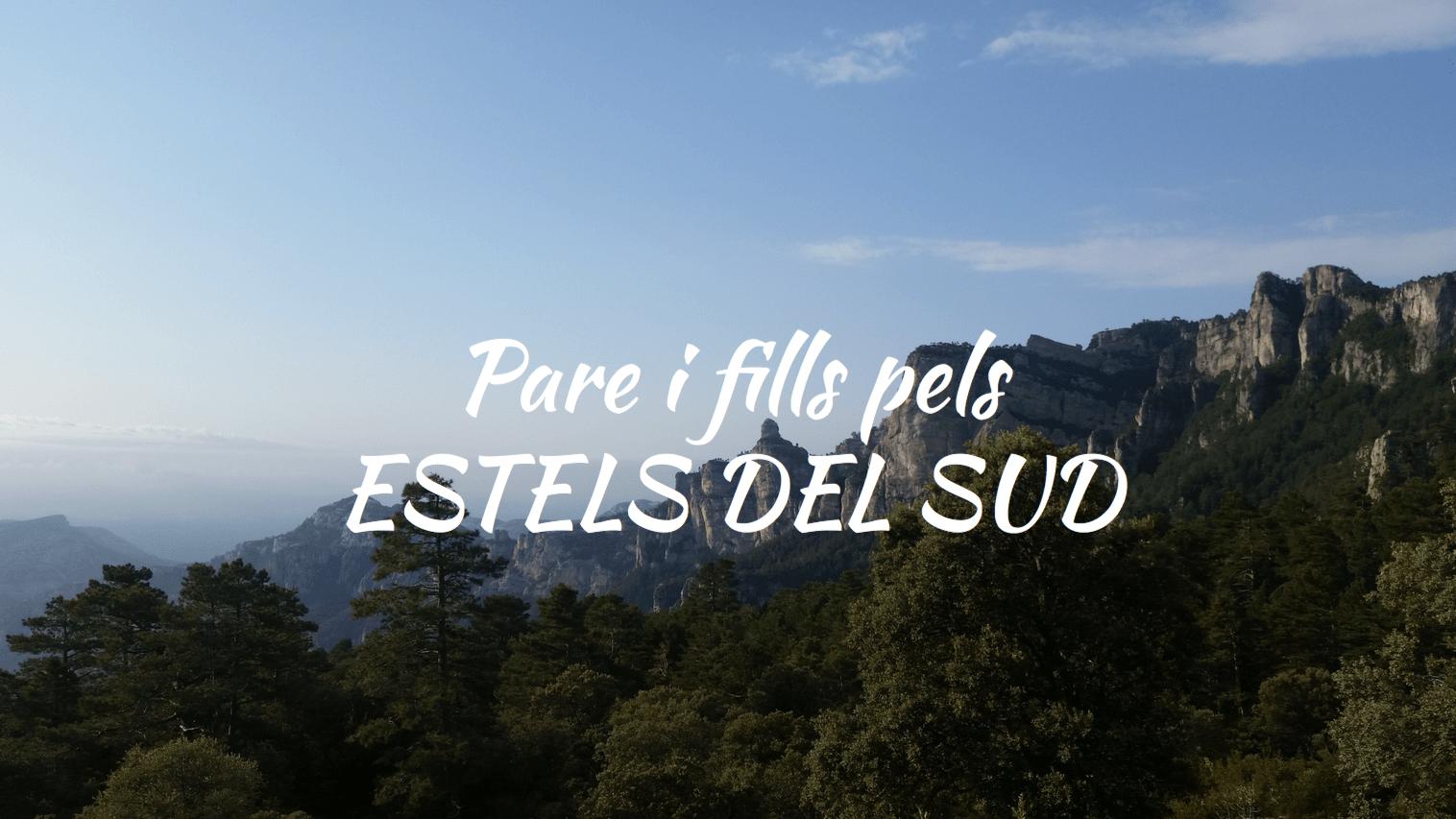 Blog Senderisme- Estels del Sud, ruta circular 108km - ...