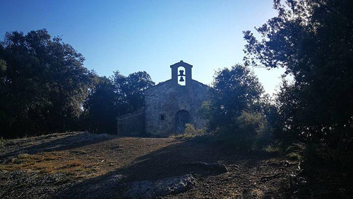 😍 DESCOBRINT LA GARROTXA 😍 Ermita de Sant Abdó i Sant S...